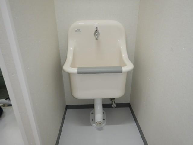 ホマレ管工衛生設備工事トイレ
